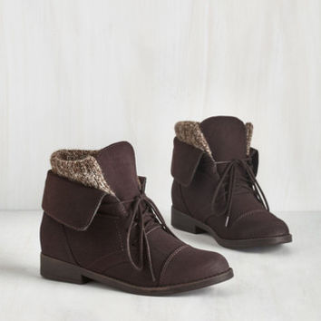 Boho Flair for Layers Boot by Madden Girl from ModCloth