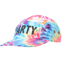Glamour Kills Party Tie Dye 5 Panel Hat at Zumiez : PDP