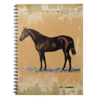 Brown Horse Notebook
