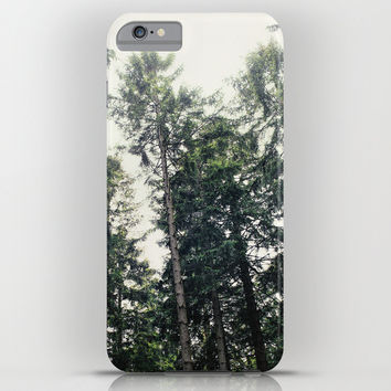 Up In The Woods iPhone & iPod Case by Tordis Kayma