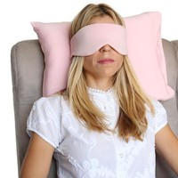 Escape Sleeping Mask - Pink Crush - For Sleep, Planes, and Travel