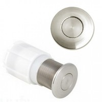 Geberit Pneumatic Short Wall Finger Metal Push Button With Actuator 115.947.00.1 Geberit Concealed Toilet Spares