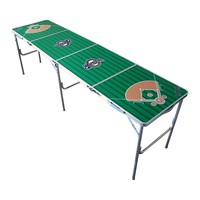 Milwaukee Brewers 2' x 8' Tailgate Table (Brw Team)