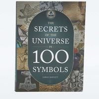 The Secrets of the Universe in 100 Symbols - Urban Outfitters