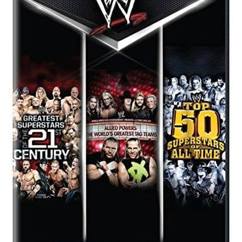 John Cena & Edge & Wwe-Best Of The Best Triple Feature: (Allied Powers / Top 50 Superstars and Greatest Superstars of 21st Century)