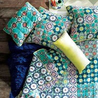 Zigon Tilework Quilt by Anthropologie
