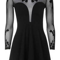Motel Moonchild Dress | Attitude Clothing