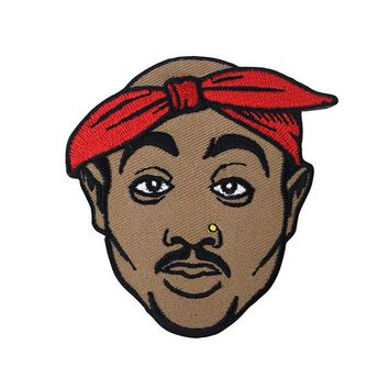 All Eyez On Me Patch