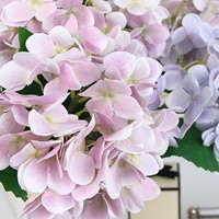 Luxury Real Touch Hydrangea Stem
