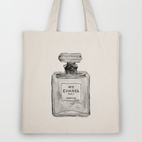 Chanel Tote Bag by Susan H
