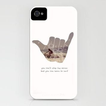 good vibrations iPhone Case by Basilique   Society6