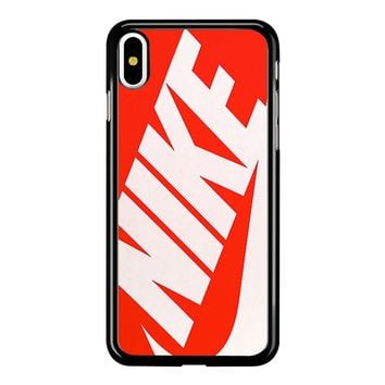 Nike Christmas iPhone X Case