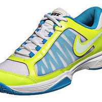 Nike Zoom Courtlite 3 Volt/Blue Glow Women's Shoe