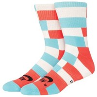 Nike SB Stripes Dri Fit Crew Socks - Men's at CCS