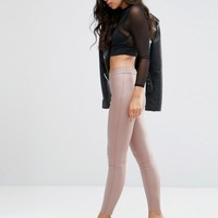 ASOS Ultimate Leather Look Treggings