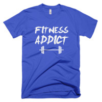 Fitness Addict T-Shirt