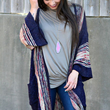 Give It A Try Cardigan