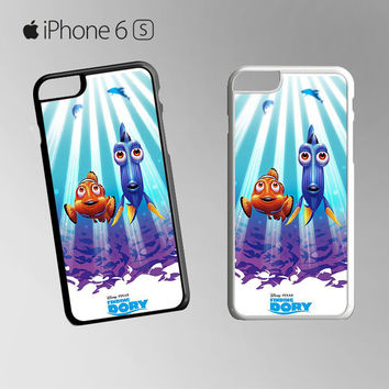 Finding Dory Schetch for Iphone 4/4S Iphone 5/5S/5C/6/6S/6S Plus/6 Plus/7/7 Plus Phone case