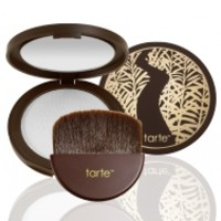 smooth operator Amazonian clay pressed finishing powder  - translucent