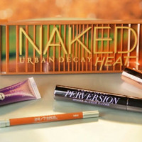 Sephora: Urban Decay : Naked Heat Palette : eyeshadow-palettes