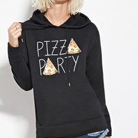 Eric + Lani Pizza Party Hoodie