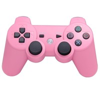 Pink P3 Playstation 3 Controller