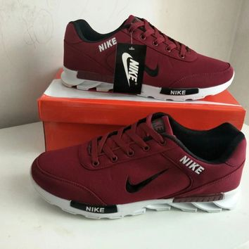 """""""Nike"""" Unisex Sport Casual Blade Bottom Sneakers Fashion Couple Running Shoes"""