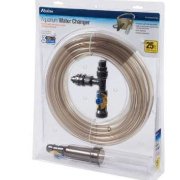 Aqueon Aquarium Maintenance Water Changer 25 ft