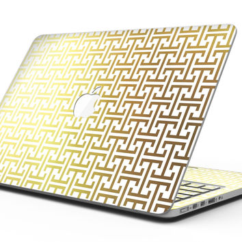 The Modern Green Pattern - MacBook Pro with Retina Display Full-Coverage Skin Kit