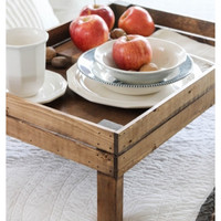 Decorative Bed/Snack Tray