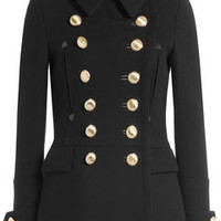 Jacket with Wool - Burberry | WOMEN | US STYLEBOP.COM