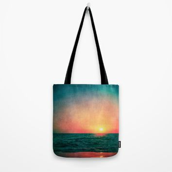 Fade Away Tote Bag by Faded  Photos