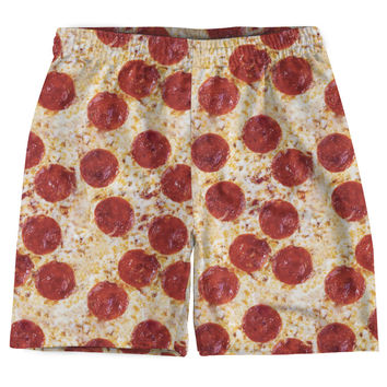 Pizza Weekend Shorts