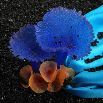 New Nontoxic Colorful Artificial Fake Resin Coral Wall Water Aquarium Decoration Free Shipping