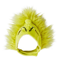 Dr. Seuss Grinch Headpiece for Cats