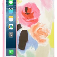 kate spade new york 'watercolor floral' iPhone 6 Plus & 6s Plus case | Nordstrom