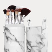 Beau Belle Marble Brush Set