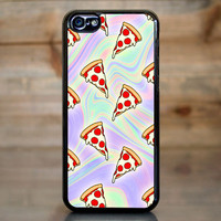 Tie Dye Pizza Slices Case for Apple iPhone 5c