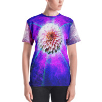 Flower of Light and Love || Women's T-shirt - Live In Love