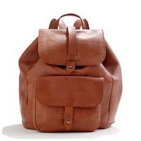The Transport Rucksack - backpacks - Women's BAGS - Madewell