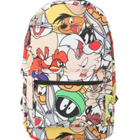 Looney Tunes Characters Backpack