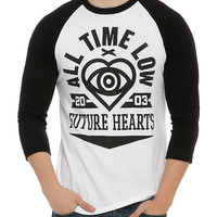 All Time Low Future Hearts Raglan