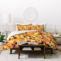 Rosie Brown Carnaval Duvet Cover