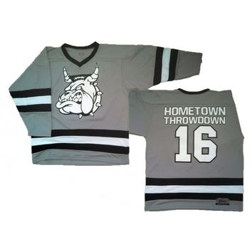 Bulldog Hockey Jersey - Mighty Mighty Bosstones