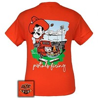 Oklahoma State University OSU Tailgates & Touchdowns Party T-Shirt