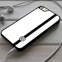 Volkswagen Black Stripes iPhone 4/4s 5 5s 5c 6 6plus 7 Case