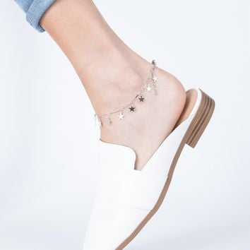 Star Bright Anklet