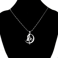 Cosplay Anime Sailor Moon Necklace