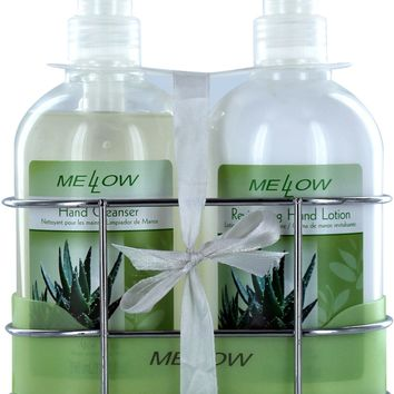 Hand Lotion and Hand Soap Set-Revitalizing Aloe Vera 11.83 oz Case Pack 12