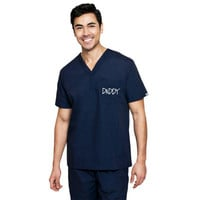 DADDY SCRUBS {CLASSIC EDGY NAVY}